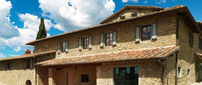 Querciabella winery
