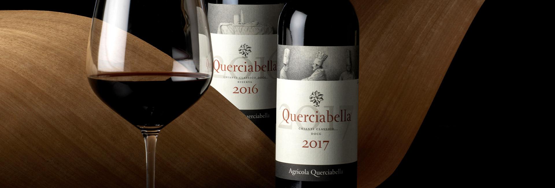 Quarciabella Chianti Classico 2017 e Riserva 2016
