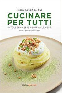 Vegan cookbook Emanuele Giorgione