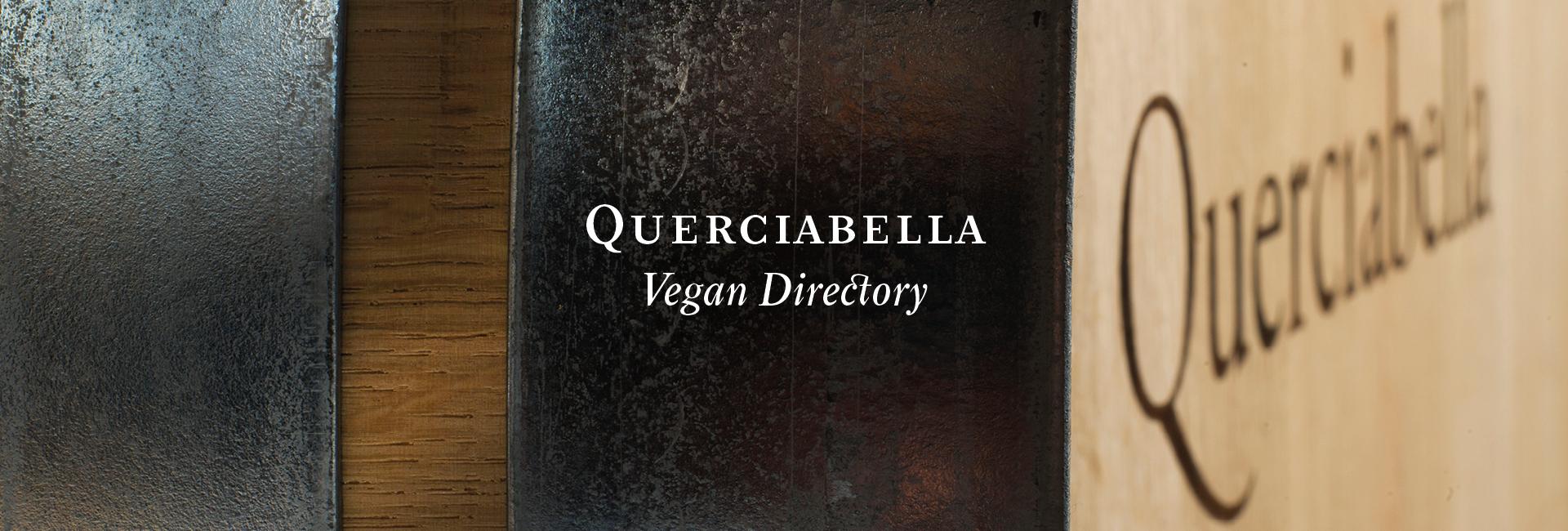 Querciabella vegan directory