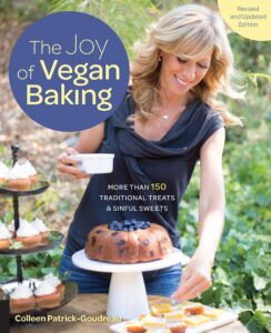 Vegan cookbook Colleen Patrick Goudreau